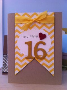 Happy 16th Birthday Cards For Boys Homemade Greeting