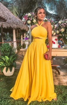 White Off Shoulder Short Prom Dress,Lovely Homecoming Dress sold by SeventeenProm on Storenvy Formal Gowns, Strapless Dress Formal, Yellow Formal Dress, Yellow Dress Wedding, Cute Yellow Dresses, Homecoming Dresses, Bridesmaid Dresses, Dress Prom, Yellow Bridesmaids