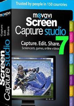 Movavi Screen Capture Studio 7 Crack + Activation Key Free Download