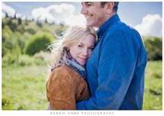 Barrie Anne Photography Engagement Session Seattle Golden Gardens