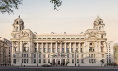 DNA Hotels - Inspirational places to stay. Peter Shire, Memphis Design, Modern Aesthetics, Design Inspiration, Exterior, House Design, London, Architecture, Shotgun Wedding