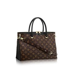 5e84632d684b Pallas - Monogram Canvas - Handbags