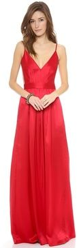 One by contrarian Babs Bibb Maxi Dress on shopstyle.com