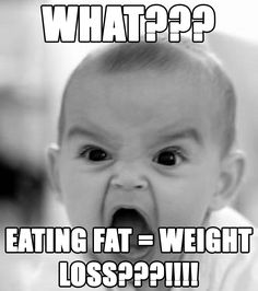 Seems like this baby just found about low carb!