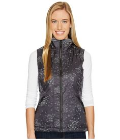 MOUNTAIN HARDWEAR Fairlane Insulated Vest. #mountainhardwear #cloth # Mountain Hardwear, Black Print, Discount Shoes, Vest, Graphite, Jackets, Clothes, Collection, Shopping