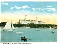 Wentworth by the Sea, New Castle NH 1920