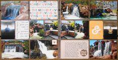 Bahamas Album - Waterfalls - Scrapbook.com