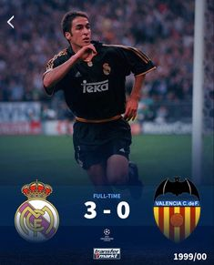 #championsleague 1999-2000 #football Champions League, Real Madrid, Football, Movies, Movie Posters, Soccer, Futbol, Films, Film Poster