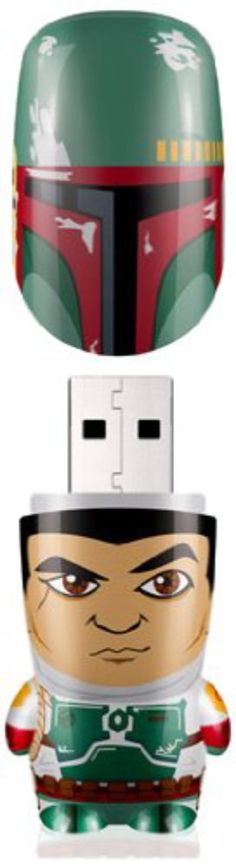 "Star Wars 2.5"" Boba Fett Series 7 MIMOBOT 8GB USB Flash Drive (with Gift Box) http://www.amazon.com/gp/product/B00WQ1FN4E/ref=as_li_qf_sp_asin_il_tl?ie=UTF8&camp=1789&creative=9325&creativeASIN=B00WQ1FN4E&linkCode=as2&tag=usbcool-20&linkId=BZO7KX5OQ4ALXKSY"