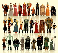 """Game of Thrones: """"Play.the.game"""" by betteo.deviantart.com on @deviantART"""