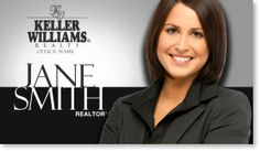 Keller Williams Realty Business Cards