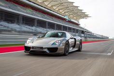 2015 Porsche 918 Spyder Specs