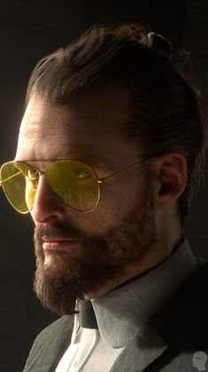 ArtStation - Far Cry 5 - 'The Father', Keith Beltramini