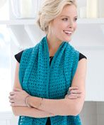 Crochet Knit Free Patterns Scarf Shawl
