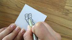 Zentangle® Muster: Wist