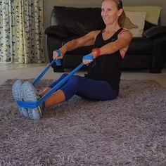 Full body resistance band workout for women who workout at home. … Full body resistance band workout for women who workout at home. Resistance Band Arms, Resistance Workout, Resistance Band Exercises, Exercises With Bands, Stretch Band Exercises, Training Exercises, Fitness Workouts, Fun Workouts, At Home Workouts