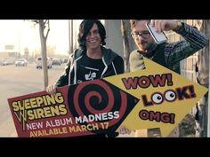 """Sleeping With Sirens - """"Go Go Go"""" - YouTube"""