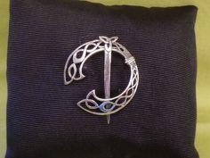 SOLD Vintage Sterling Silver Celtic Penannular by EternalElementsEtsy SOLD