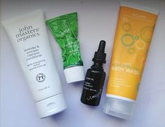 NEW POST: On my natural empties