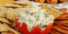 Spinach Artichoke Dip- Interstitial Cystitis friendly | The Smart Living Network