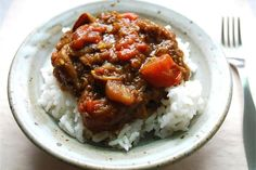 Eggplant and Tomato Stew with Pomegranate Molasses recipe on Food52
