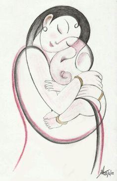 Ganesha Sketch yet to paint. - Sketching by Rajdeep Nair at . Ganesha Sketch, Ganesha Drawing, Lord Ganesha Paintings, Ganesha Art, Art Sketches, Art Drawings, Shiva Art, Indian Art Paintings, Costumes