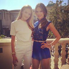 Candice + Alessandra