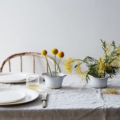 Ikebana Flower Petal Vase on Food52
