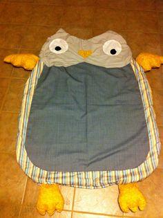 Owl Baby Play Mat - Baby Shower gift