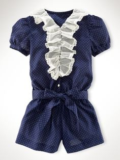 OMG - Polka Dots are so in this year and this is so darling!