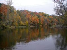 Muskegon River Newaygo, MI