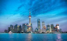 Shanghai - City of Lights