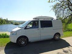 eBay: VW Transporter T5 2.5TDI DSG Auto Camper Van #vwcamper #vwbus #vw