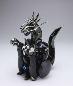 Armadura Dragón Negro