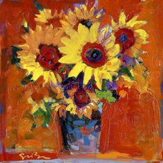Simon Bull Studios - Florals - Let's Celebrate IX **SOLD**