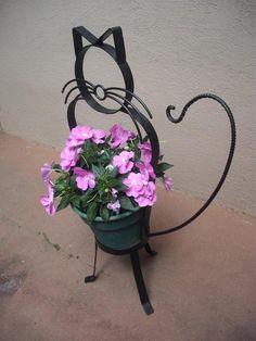 Adornos de fierro para jardin buscar con google - Decoraciones de hogar ...