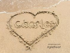 Beach Heart – #griefheart number 51-I remember the number of beach trips we took as a family--most great and one disastrous (that story coming soon).  The great memories outweigh the bad. If it weren't for my family during those years when we were paying so much for care related to Charles' mental illness and drug abuse, we would not have had any vacations at all. Not that I resent spending the money because I'd do it all over again to try and save my child.