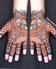 Simple and Easy Mehndi Designs For Beginners Stylish Mehandi Design Rose Mehndi Designs, Latest Bridal Mehndi Designs, Indian Mehndi Designs, Modern Mehndi Designs, Mehndi Design Pictures, Wedding Mehndi Designs, Latest Mehndi Designs, Mehndi Designs For Hands, Mehndi Images
