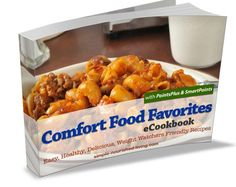 Favorite Comfort Foods Recipes with PointsPlus and SmartPoints Values Ww Recipes, Slow Cooker Recipes, Light Recipes, Simply Filling Food List, Most Popular Recipes, Favorite Recipes, Low Calorie Cake, Pineapple Angel Food, Cake Servings