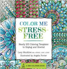 21 Adult Coloring Books That'll Make All Your Work Stress Melt Away