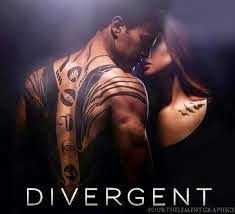 Drawing On Books: Film Review Divergent