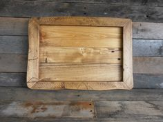 Primitive Serving Tray by WileWood on Etsy https://www.etsy.com/listing/230164705/primitive-serving-tray
