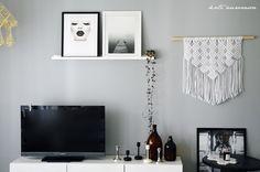 Koti Aurorassa: Uutta olohuoneessa