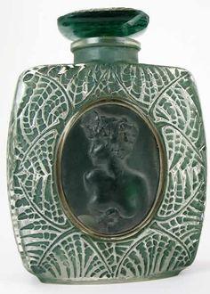 Lalique Fougeres Perfume Bottle