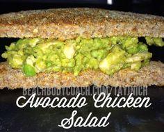 Taylor Nichols: 21 Day Fix Recipe: Avocado Chicken Salad!