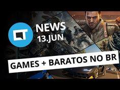 Games mais baratos no Brasil; Fim do WhatsApp para aparelhos antigos e+ [CT News] - YouTube