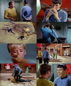 Star Trek re-watch:2x1Amok Time