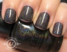 OPI - My Private Jet   Great nail color for fall. Love the metallic grey vibes.