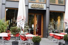 GOODTIME Restaurant Berlin BEST Thai. Red Chicken Bri's favorite
