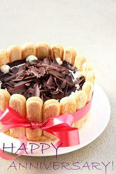 mais anniversaire de mariage mari desserts gteaux bavarian charlotte 2012 marks mocha bavarian 30th 2012 30th year - Carrefour Traiteur Mariage